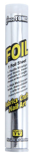 Jones Tones - Foil Sheet (Silver) - JTFS.101