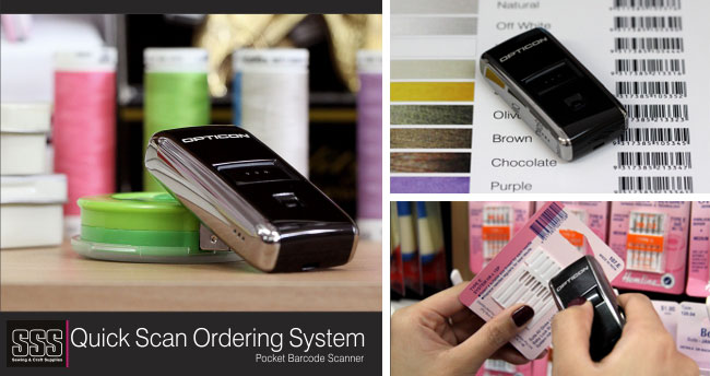 SSS Barcode Scanning System