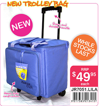 JR7051.LILA - Trolley-Bag